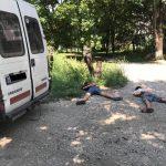 Забавы ради: на Ботанике двое подростков угнали авто (ВИДЕО)