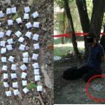 В Кишинёве поймали закладчика с полусотней пакетиков с наркотиками (ВИДЕО)