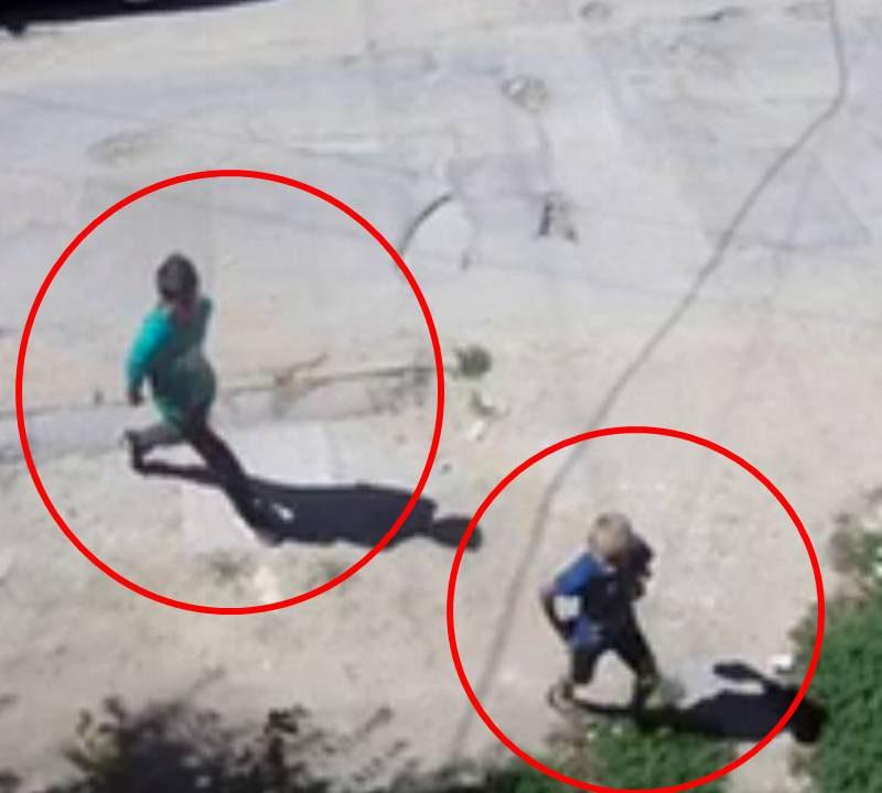 Двое несовершеннолетних ограбили на улице подростка: столичная полиция задержала нарушителей (ВИДЕО)