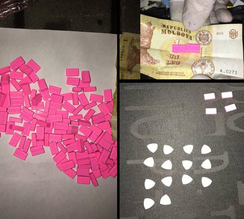 Поставляли экстази в ночные клубы: за незаконный оборот наркотиков задержаны три человека (ВИДЕО)