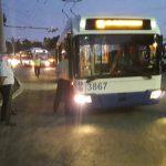 Дефекты приборов освещения и изношенные шины: в Кишиневе проверили техническое состояние троллейбусов (ВИДЕО)
