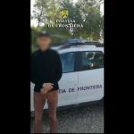 Молдаванин переплыл Прут, чтобы устроиться на работу в Бухаресте (ВИДЕО)