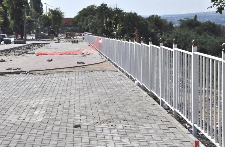 На Чеканах в скором времени появятся 2 обустроенных зоны отдыха (ФОТО)
