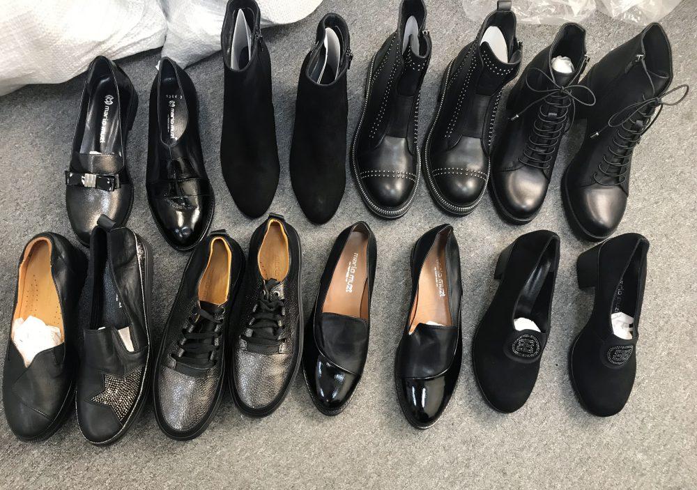 Водителя из Молдовы задержали на таможне с контрабандной партией обуви (ФОТО, ВИДЕО)