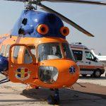 Сотрудники Aviasan перевезли в Кишинёв ребёнка, пострадавшего при взрыве в Криулянах