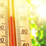 """""""Жёлтый код"""": синоптики обещают жару в выходные и в начале недели"""
