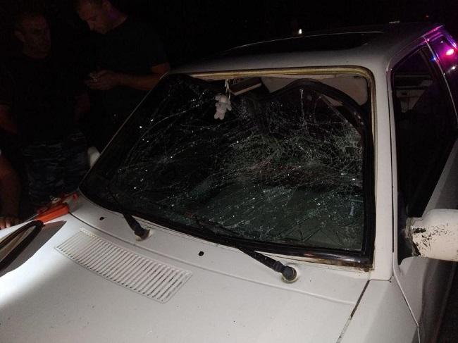 Автомобиль сбил насмерть пешехода в Бессарабке