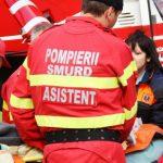 SMURD: пациентку в тяжёлом состоянии благополучно доставили в столицу