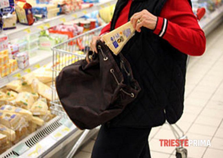 Задержан с поличным: в Италии молдаванин попался на краже еды из супермаркета