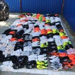Сотрудники таможни конфисковали контрабанду обуви на миллион леев (ФОТО, ВИДЕО)