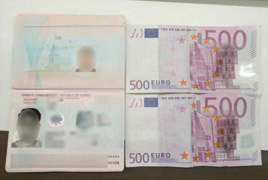 Фальшивые документы и деньги обнаружили в кишиневском аэропорту