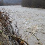 Последствия дождей: река в Тараклии вышла из берегов (ВИДЕО)