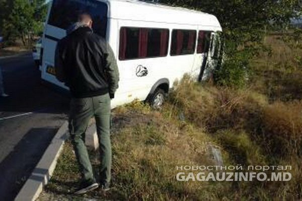В Тараклии спор водителей двух микроавтобусов привёл к ДТП (ФОТО, ВИДЕО)