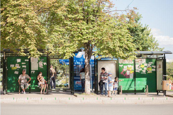 Около 300 остановок общественного транспорта в столице будут отремонтированы