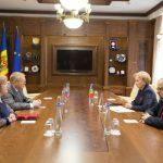 Спикер провела встречу с делегацией из Курской области