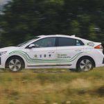 Всего за год число электромобилей на дорогах Молдовы выросло в 4 раза