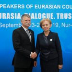 Спикер встретилась с председателем Национальной ассамблеи Венгрии