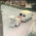 Насос стоимостью 50 тысяч леев был украден во дворе дома в Трушенах: злоумышленник задержан (ВИДЕО)