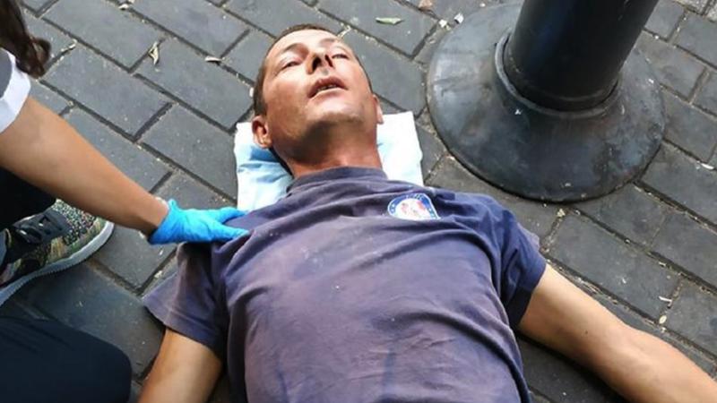 Установлена личность молдаванина, найденного без сознания в Израиле