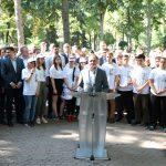 """""""Кишинев для всех, Кишинев для тебя!"""": Ион Чебан официально вступил в предвыборную кампанию (ВИДЕО)"""