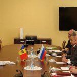 Гайчук встретился с Патрушевым в Москве