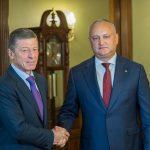 Додон встретился с Козаком в Москве: о чем шла речь в ходе беседы (ФОТО, ВИДЕО)