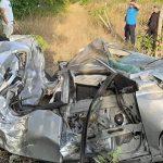 Родился в рубашке: в результате ДТП в Ставченах машина превратилась в груду металла, а водитель чудом остался в живых (ФОТО)