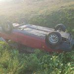 В Каушанах перевернулась машина: две женщины госпитализированы (ФОТО)