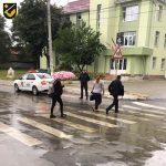 НИП предупреждает водителей об опасностях на дорогах из-за дождя