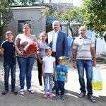 Поддержка семей остаётся приоритетом для президента (ФОТО, ВИДЕО)