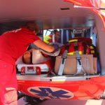Экипаж SMURD доставил в Кишинёв женщину, пострадавшую в ДТП в Румынии (ФОТО)