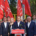 Официально! Александр Нестеровский – кандидат Блока коммунистов и социалистов в Бельцах (ВИДЕО)