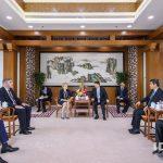 Делегация парламента Молдовы провела еще одну важную встречу в Китае