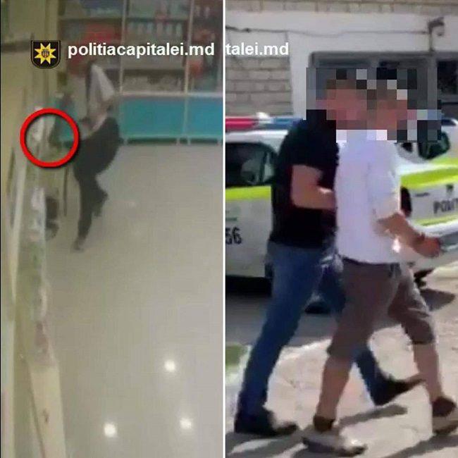 Украденный телефон подарил сожительнице: в столице задержали вора-рецидивиста