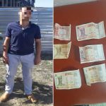 В Кишинёве пойман карманник-рецидивист, укравший кошелёк у пассажирки маршрутки