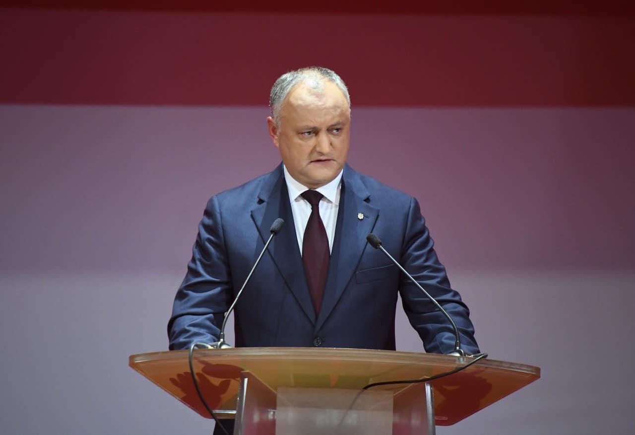 Опрос: Игорь Додон – лидер народного доверия. В топ-5 также примар Кишинева, спикер и премьер