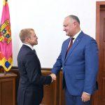 Высокие гости продолжают прибывать в Молдову для участия в Молдавско-российском экономическом форуме (ФОТО, ВИДЕО)