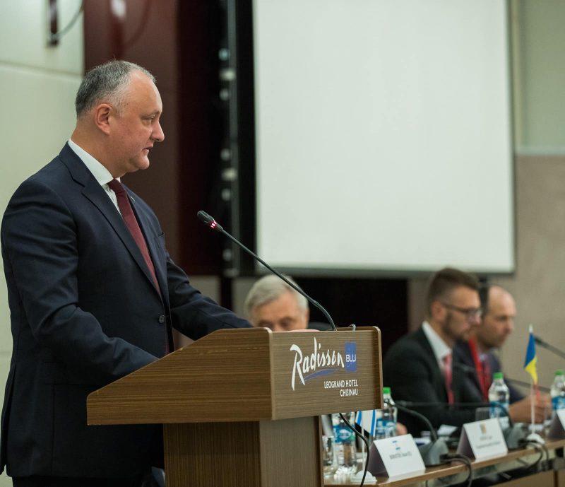 Додон: Буду оказывать полную поддержку в разработке Национальной программы борьбы с инсультами, а также в ее успешной реализации (ФОТО, ВИДЕО)