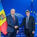 Додон поблагодарил европейских парламентариев за поддержку новой власти в Молдове (ФОТО, ВИДЕО)
