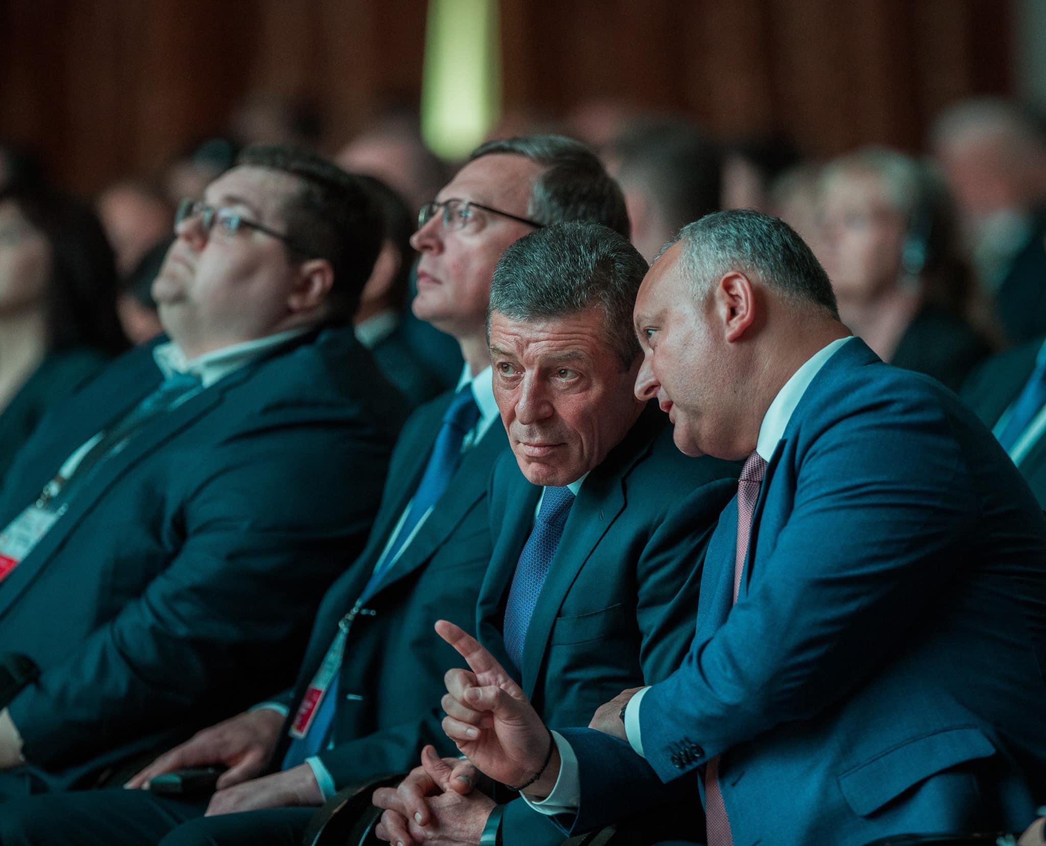 """Козак похвалил Додона: Позиция президента """"не дружить с кем-то против кого-то"""" заслуживает поддержки! (ВИДЕО)"""