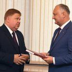 Президент провел встречу с замгубернатора Брянской области (ФОТО, ВИДЕО)