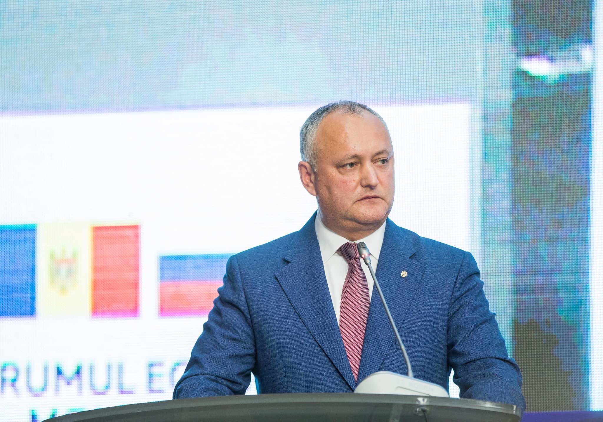 Додон: Молдова может быть активным участником проекта Большой Европы – от Лиссабона до Владивостока (ФОТО, ВИДЕО)