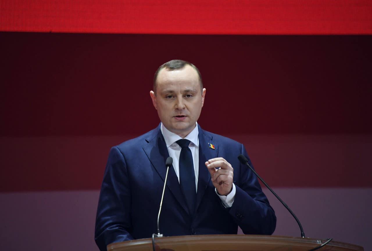 Батрынча: В отличие от проектов-однодневок ПСРМ ставит амбициозные задачи на десятилетия (ВИДЕО)