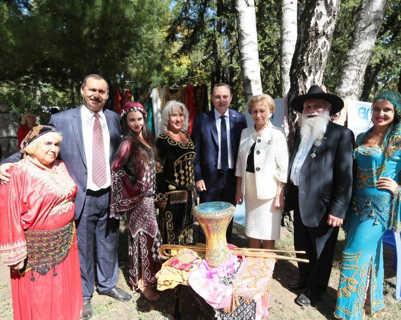Гречаный: Фестиваль – это хорошая возможность для межкультурного диалога всех этносов РМ (ФОТО)