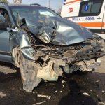 Серьезное ДТП в столице: водитель потерял сознание за рулем (ФОТО)