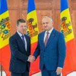Встреча Додон - Козак: о чем говорили президент и спецпредставитель Путина (ФОТО, ВИДЕО)