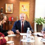 Додон о Молдавско-российском экономическом форуме: Если 2018 год открыл новые горизонты сотрудничества, то сегодня можно говорить о долгосрочном партнерстве (ФОТО, ВИДЕО)