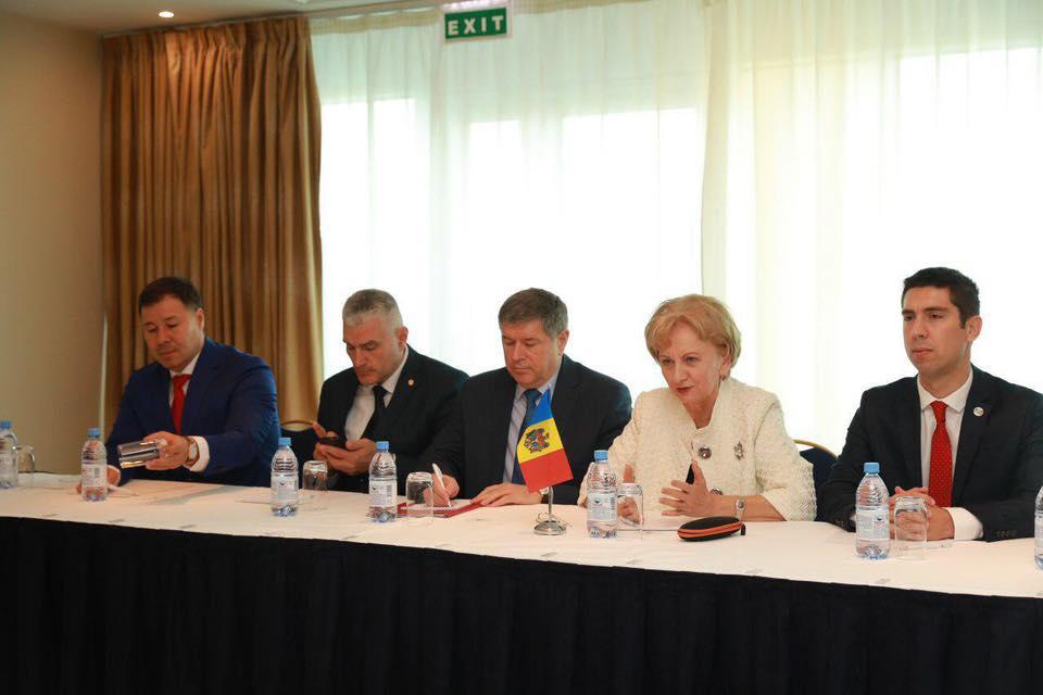 Гречаный: Второй Молдо-российский экономический форум – новое начало в отношениях сотрудничества между РМ и РФ (ФОТО)
