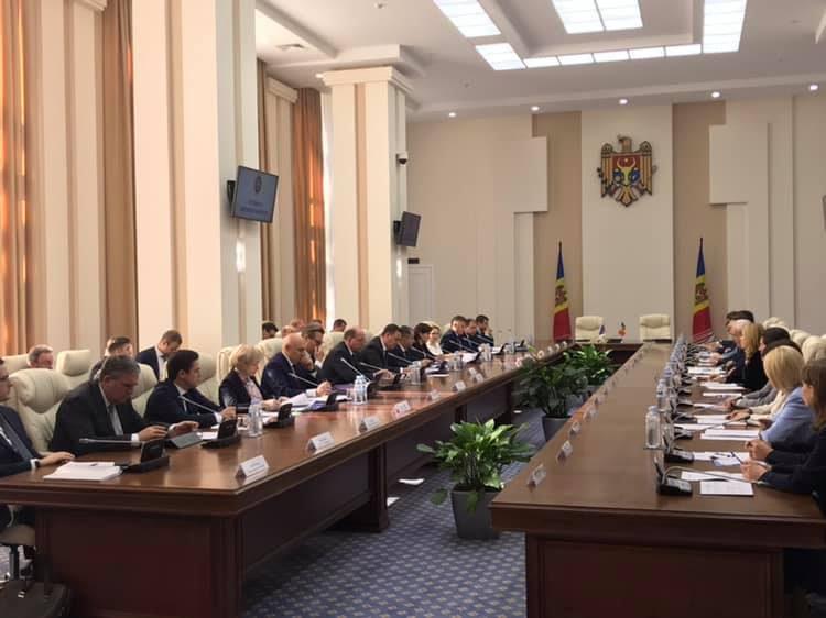 Впервые за три года! В Кишиневе стартовало заседание Молдавско-российской межправкомиссии