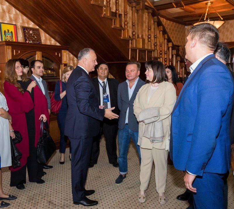Президент встретился с участниками и членами экспертного совета фестиваля «ТЭФИ-СОДРУЖЕСТВО» (ФОТО, ВИДЕО)